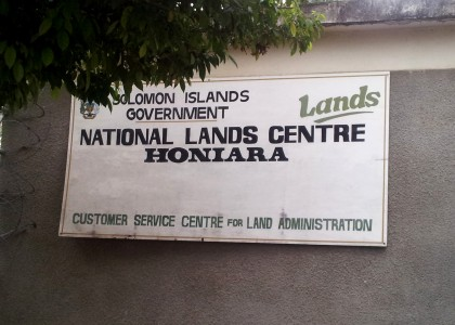 Ministry of Lands