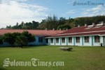 The Solomon Islands national referral hospital in which most of the returning medical students will work. Photo: Courtesy of Solomon Times.