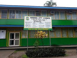 HCC Head Office in Honiara. Photo credit: SIBC.
