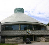 The National Parliament of Solomon Islands. Photo: Courtesy of S.I Parliament.