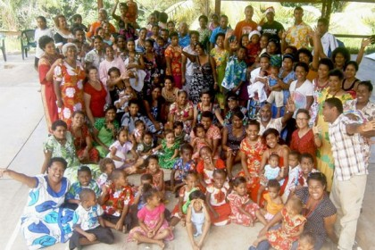 Homes of Hope was founded in 1996 to stop the cycles of poverty and destruction of families throughout the South Pacific. Photo: Courtesy of Homes of Hope Fiji