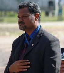 Isabel Premier James Habu. Photo: Courtesy of Solomon Times Online.