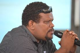 Solomon Islands National Teachers Association Industrial Relations Officer Samson Faisi.