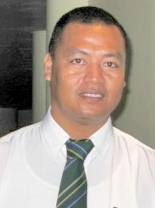 Minister of Foreign Affairs Clay Forau Soalaoi. Photo: Solomon Islands National Parliament
