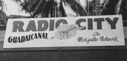 Mosquito Radio Network WW2