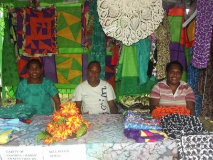 The Women in Business Association works with women entrepreneurs in both the formal and informal sectors. Photo: SIWIBA