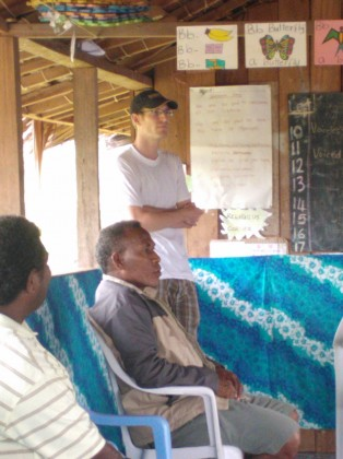 The language dictionary workshop reached its 2nd week. Photo: SITAG