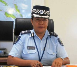 Police have recorded a low crime rate this week. Photo: SIBC
