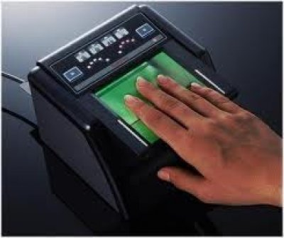 An example of a Biometric Voter Registration machine. Photo: informationng.com