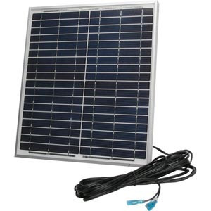 An example of a 126 Watt Solar panel. Photo: Courtesy of solarpanelking.com