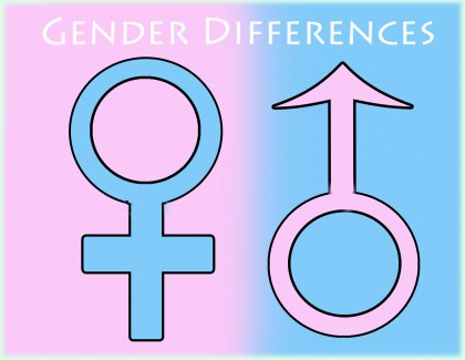 A gender symbol. Photo: Courtesy of Woman and Career.