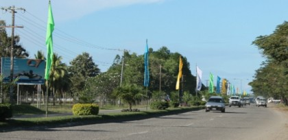 MID and JICA have announced the major road project is now in its final stage. Photo: Courtesy of vsa.org.nz.