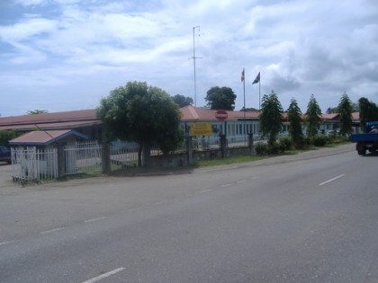 The National Referral Hospital in Honiara, Solomon Islands. Photo: Courtesy of electives.net