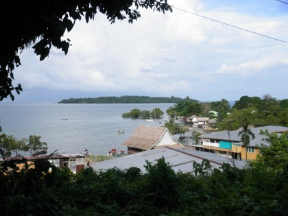 Buala in Isabel Province. Photo: Courtesy of Solomon Islands  Adventures.