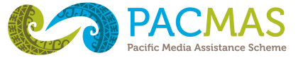The Pacific Islands News Association official logo. Photo: Courtesy of PACMAS.