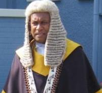 Chief Justice Sir Palmer. Photo: Courtsey of southpacific lawyers.org.