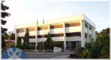 The Central Bank of Solomon Islands. Photo: Courtesy of CBSI.