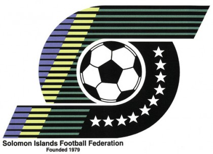 The official Solomon Islands Football Federation's official logo. Photo: Courtesy of SIFF.