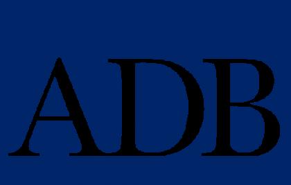 ADB logo. Photo credit: ADB.