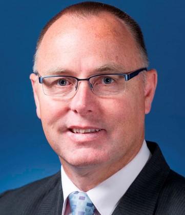 Australian High Commissioner to Solomon Islands Andrew Byrne. Photo: Courtesy of Sydney Morning Herald.