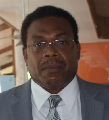 Leader of the Parliamentary Independent Group Dr Derek Sikua. Photo credit: Solomon Islands Parliament.