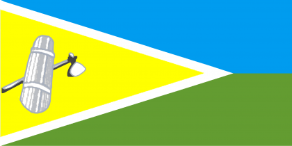 Isabel's provincial flag. Photo credit: SIBC.