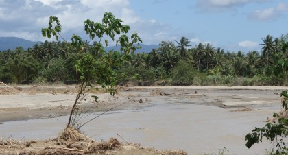 East Guadalcanal communities have expressed concerns over relief efforts to the area. Photo credit: SIBC.