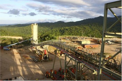GRML mine facility. Photo credit: NA Finance.