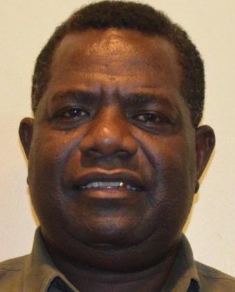 Bradley Tovosia. Photo credit: National Parliament of Solomon Islands.
