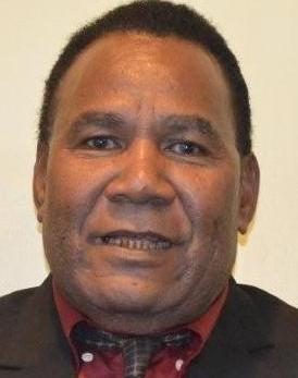 The MP for Ngella Constituency, late Johnley Hatimoana. Photo credit: National Parliament of Solomon Islands.