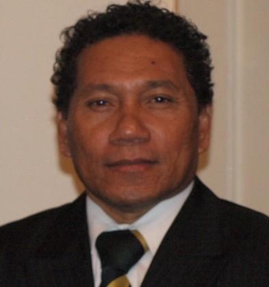 Central Guadalcanal MP Peter Shanel Agovaka. Photo credit: Solomon Islands Parliament.