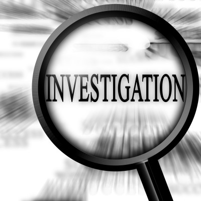 Magnifying glass signifying investigations. Photo credit: Papagoinvestigations.