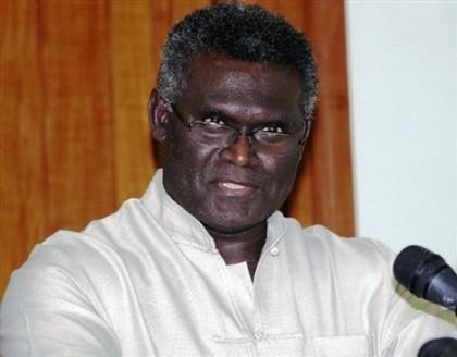 The East Choiseul MP, Manasseh Sogavare. Photo credit: Forum Biodiversity.