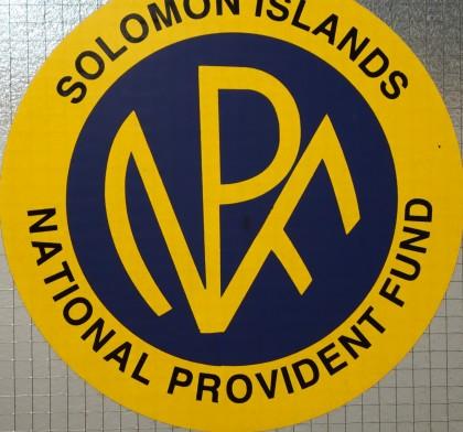 The NPF logo. Photo credit: SIBC.