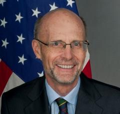 US Ambassador to Melanesia Walther North. Photo credit: portmoresby.usembassy.gov