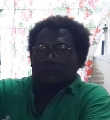 Aseri Yalangono of the NDMO. Photo credit: GCU