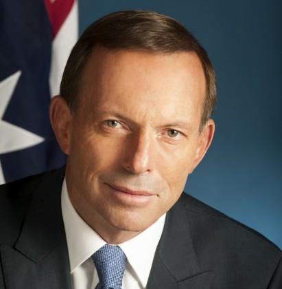 Australian Prime Minister Tony Abbott. Photo credit: moadoph.