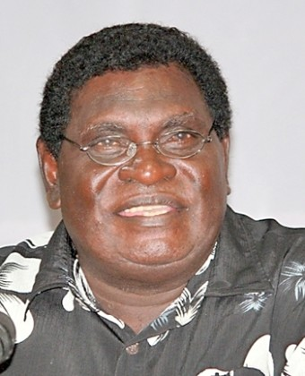 Former Prime Minister, Danny Philip who tried to address the RIPEL issue in the past leadership. Photo credit: National Parliament of Solomon Islands.
