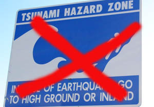NDMO has said there is no tsunami threat for the Solomon Islands. Photo credit: www.adaderana.lk.