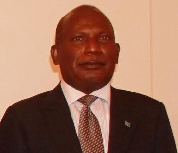 Permanent Secretary of Foreign Affairs Beraki Jino. Photo credit: GCU.
