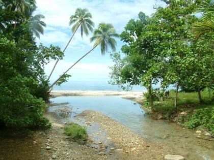 A scenic view in North Malaita. Photo credit: SIBC.