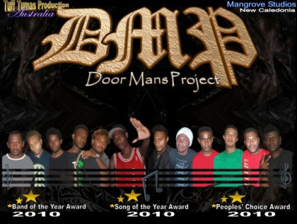 The Doorman's Project band. Photo credit: Rastunarebel.