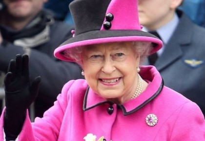 Her Majesty Queen Elizabeth the Second. Photo credit: BBC.