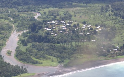 Su'u National Secondary School in Malaita. Photo credit: dzaniepix.blogspot.