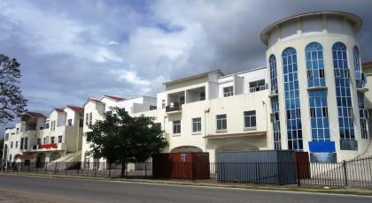 The Sol Plaza at Town Ground in Honiara. Photo credit: SIBC.