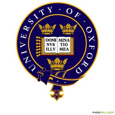 Oxford University Logo. Photo credit: Oxford University.