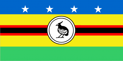 The Choiseul Provincial flag. Photo credit: Wikipedia.