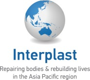Interplast logo. Photo credit: Interplast.