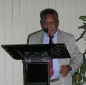 Sir Paul Tovua. Photo credit: CSO.