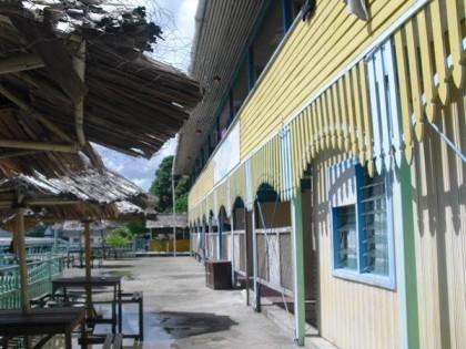 The Rock haven Inn in Honiara, Solomon Islands. Photo credit: Rock Haven Inn.
